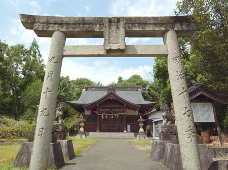 伊射奈美神社・4