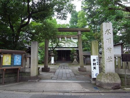 千住氷川神社2