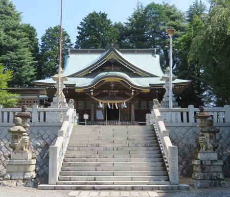 神峰神社9