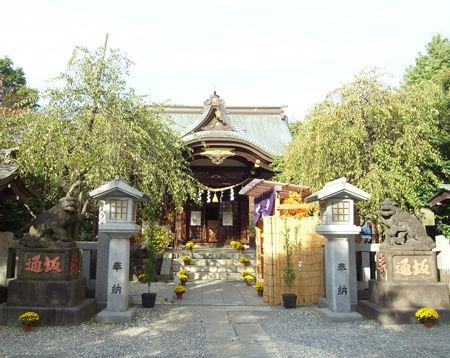 北野神社・牛天神6
