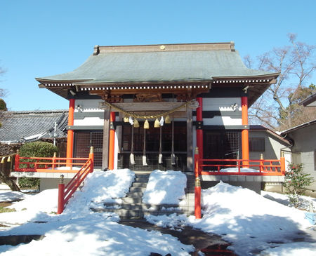 金ヶ作熊野神社4