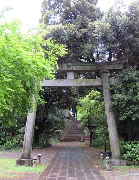 氷川神社・赤坂・東京10h306