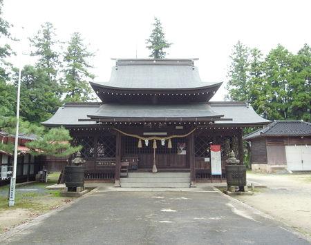 今八幡宮・八坂神社9