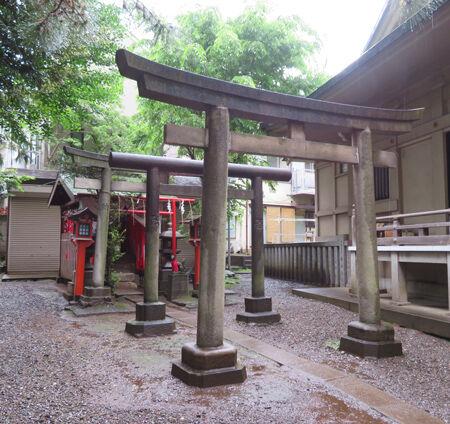 氷川神社・上目黒・稲荷1