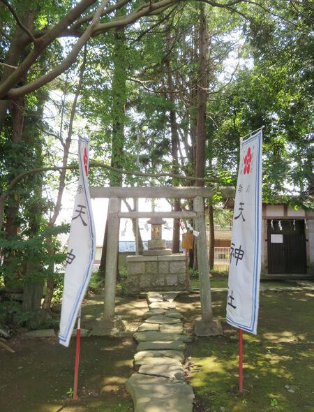 助川鹿嶋神社0