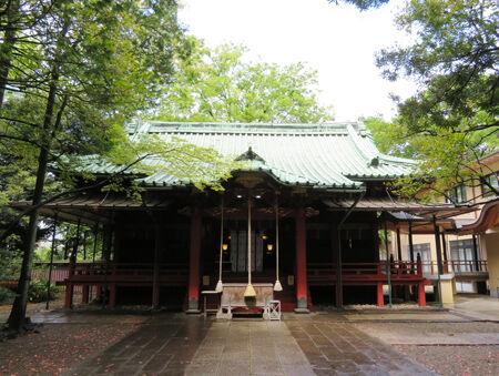氷川神社・赤坂・東京10h3066