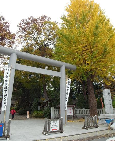 神明宮・阿佐ヶ谷7