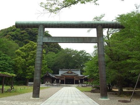 岐阜護国神社2