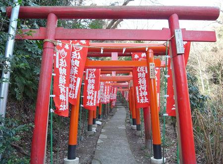 佐助稲荷神社0