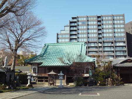 51円泉寺・本堂