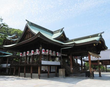 石清尾八幡宮99