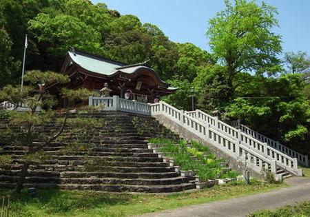 伊賀町八幡神社・徳島