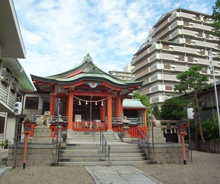 鶴見神社90