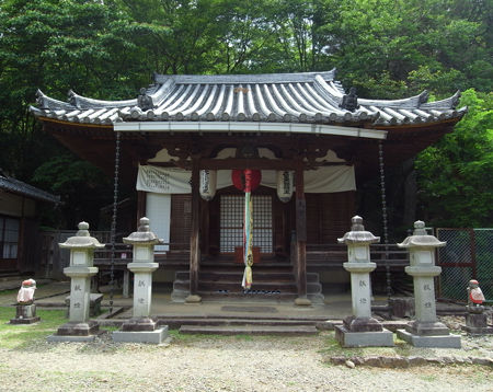 東大寺・不動堂1