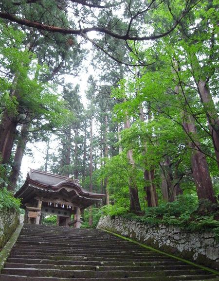 大神山神社・奥宮5