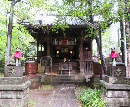 氷川神社・赤坂・四合稲荷h300
