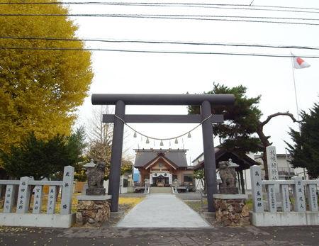 札幌村神社3