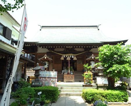 氷川神社・江北27年4月2