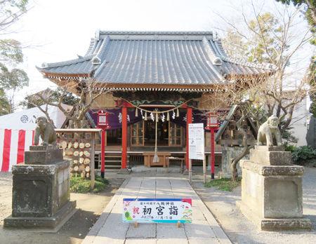 八坂神社・龍ヶ崎6