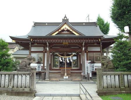 今泉八坂神社・宇都宮