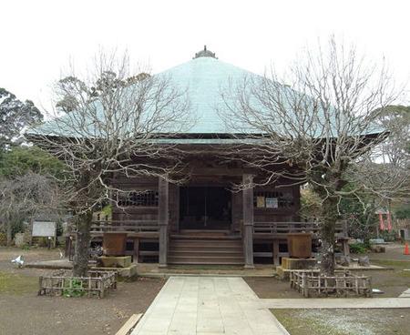 石堂寺・本堂