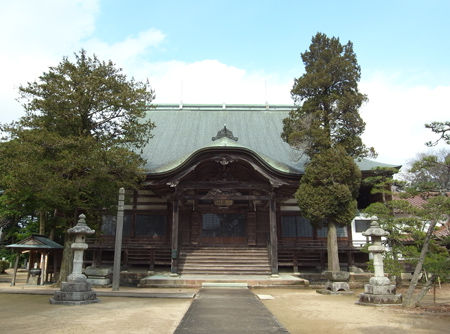 23神門寺・本堂