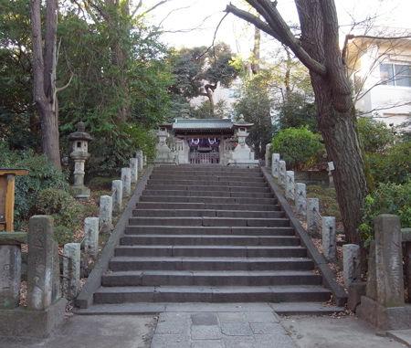根津神社・駒込稲荷5