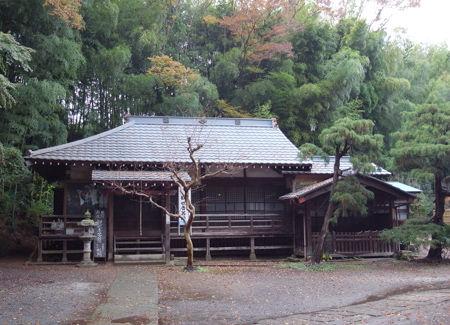 福満寺・観音堂