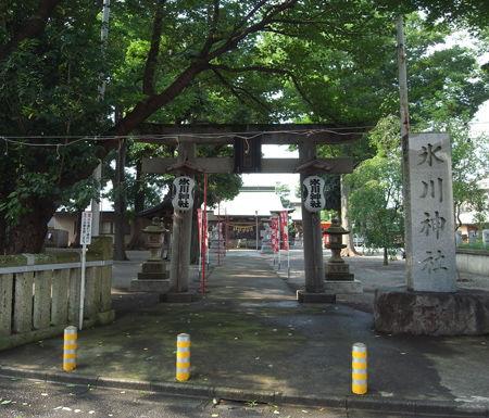 氷川神社・相模原清新0