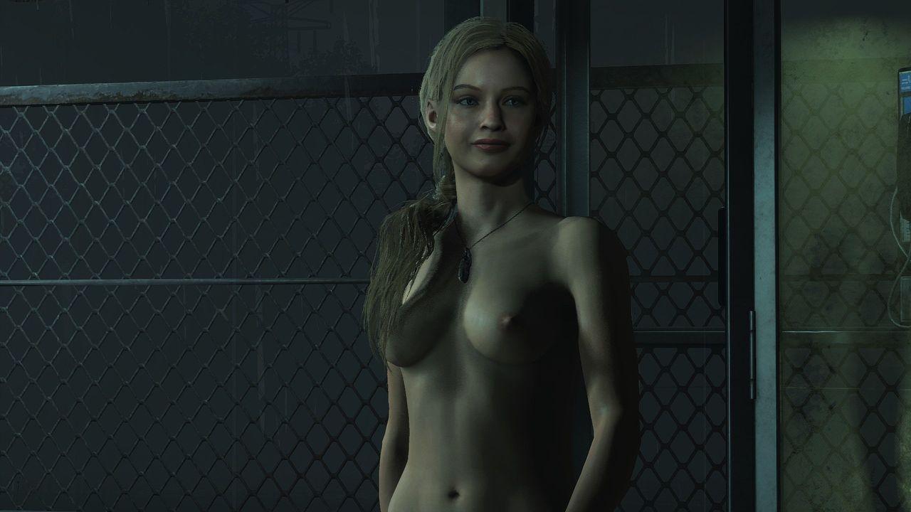 Mod 全裸 バイオハザードre2 Resident Evil