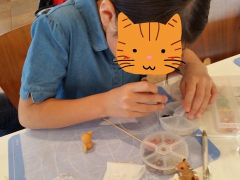 顔隠しトラ猫さん3