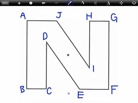 算数 算数 体積 : 図形を複製して、上のレイヤー ...