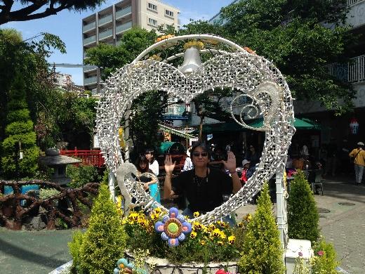 東京観光の際にはぜひ「浅草 花やしき」に行ってみてね。意外と楽しいよ♪(宣伝かw