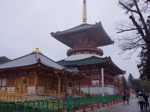 成田山平和大塔へ。ここには不動明王が奉られています。中に入れますので是非w