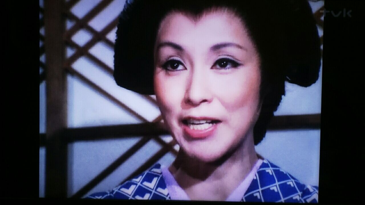 115aed64 - また昭和の女優が亡くなってしまいました。