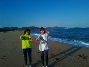 海辺のピース