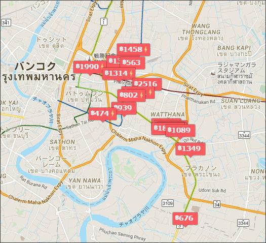 Airbnb_Bangkok_Search