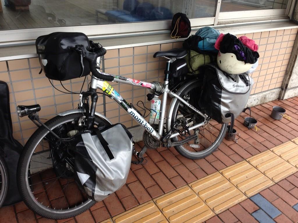 自転車店 札幌市内 自転車店 : 月13日 旅97日目】大切なも ...