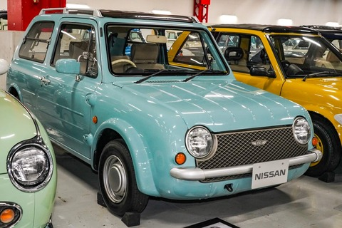 Nissan_Pao_front_side