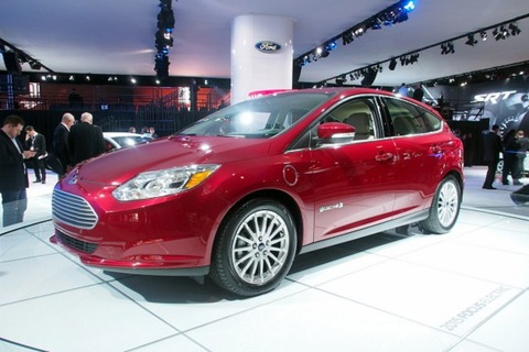Next+Ford+Focus+Electric+will+stick+with+100-mile+range