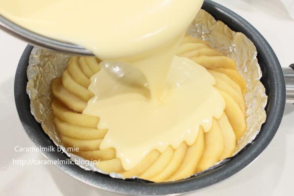 とろけるチーズアップル (29)作り方600×400