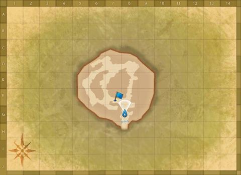 ウドン密林孤児院 MAP