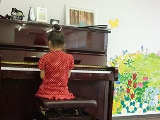 お楽しみ会ピアノ