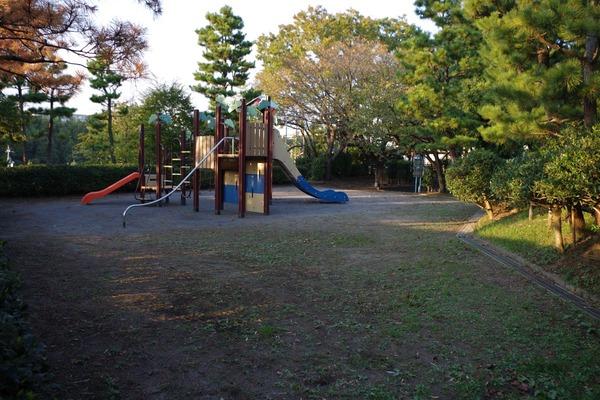 松の木緑地