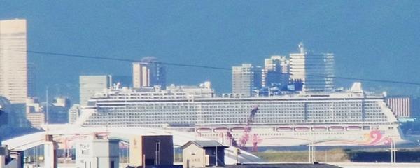 またまた豪華客船 ノルウェージャン・ジョイ