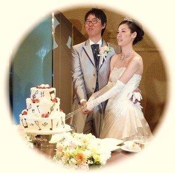 2011年3月5日結婚式