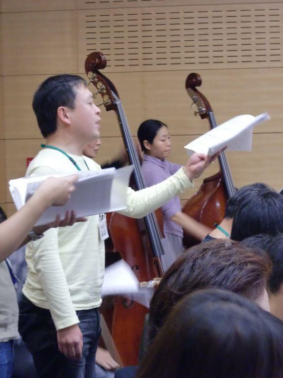2011年12月4日練習
