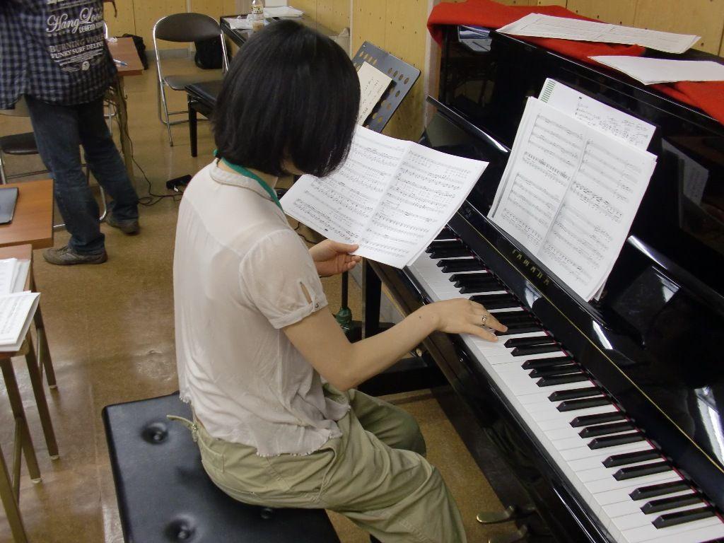2011年10月2日練習