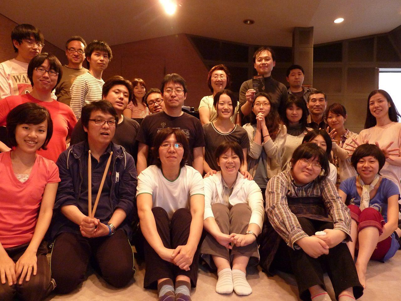 2011年5月4日合宿