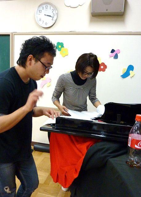 2010年11月28日練習